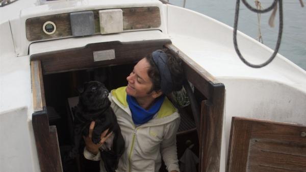 Seis desafios de morar em um veleiro